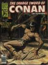Savage Sword of Conan #53 comic books - cover scans photos Savage Sword of Conan #53 comic books - covers, picture gallery