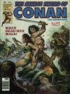 Savage Sword of Conan #55 comic books - cover scans photos Savage Sword of Conan #55 comic books - covers, picture gallery