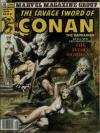Savage Sword of Conan #60 comic books - cover scans photos Savage Sword of Conan #60 comic books - covers, picture gallery