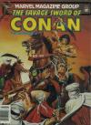 Savage Sword of Conan #63 comic books - cover scans photos Savage Sword of Conan #63 comic books - covers, picture gallery
