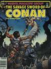 Savage Sword of Conan #65 comic books - cover scans photos Savage Sword of Conan #65 comic books - covers, picture gallery