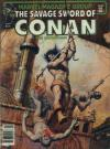Savage Sword of Conan #67 comic books for sale