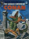 Savage Sword of Conan #77 comic books - cover scans photos Savage Sword of Conan #77 comic books - covers, picture gallery