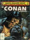 Savage Sword of Conan #89 comic books - cover scans photos Savage Sword of Conan #89 comic books - covers, picture gallery