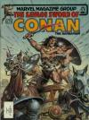 Savage Sword of Conan #90 comic books - cover scans photos Savage Sword of Conan #90 comic books - covers, picture gallery