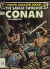 Savage Sword of Conan #92 comic books - cover scans photos Savage Sword of Conan #92 comic books - covers, picture gallery