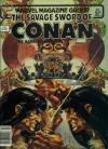 Savage Sword of Conan #93 comic books - cover scans photos Savage Sword of Conan #93 comic books - covers, picture gallery