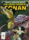 Savage Sword of Conan #98 comic books - cover scans photos Savage Sword of Conan #98 comic books - covers, picture gallery