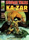Savage Tales #9 Comic Books - Covers, Scans, Photos  in Savage Tales Comic Books - Covers, Scans, Gallery