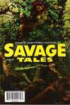 Savage Tales #7 comic books - cover scans photos Savage Tales #7 comic books - covers, picture gallery