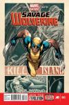Savage Wolverine #3 Comic Books - Covers, Scans, Photos  in Savage Wolverine Comic Books - Covers, Scans, Gallery