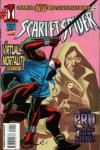 Scarlet Spider comic books