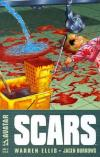 Scars #2 comic books - cover scans photos Scars #2 comic books - covers, picture gallery