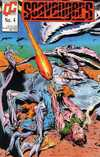 Scavengers #4 Comic Books - Covers, Scans, Photos  in Scavengers Comic Books - Covers, Scans, Gallery