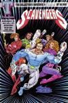 Scavengers #1 Comic Books - Covers, Scans, Photos  in Scavengers Comic Books - Covers, Scans, Gallery