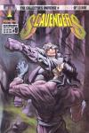 Scavengers #9 comic books - cover scans photos Scavengers #9 comic books - covers, picture gallery