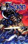 Scion #4 comic books - cover scans photos Scion #4 comic books - covers, picture gallery