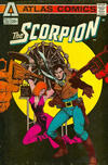 Scorpion comic books