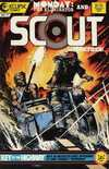 Scout #17 comic books - cover scans photos Scout #17 comic books - covers, picture gallery