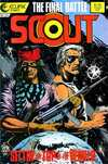 Scout #24 comic books - cover scans photos Scout #24 comic books - covers, picture gallery