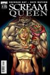Scream Queen Comic Books. Scream Queen Comics.