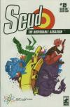 Scud: The Disposable Assassin #15 Comic Books - Covers, Scans, Photos  in Scud: The Disposable Assassin Comic Books - Covers, Scans, Gallery
