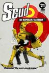Scud: The Disposable Assassin #21 comic books - cover scans photos Scud: The Disposable Assassin #21 comic books - covers, picture gallery