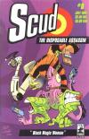 Scud: The Disposable Assassin #8 Comic Books - Covers, Scans, Photos  in Scud: The Disposable Assassin Comic Books - Covers, Scans, Gallery