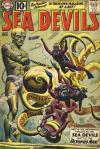 Sea Devils comic books
