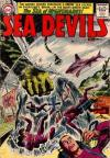 Sea Devils #11 comic books - cover scans photos Sea Devils #11 comic books - covers, picture gallery