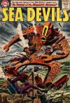 Sea Devils #12 comic books - cover scans photos Sea Devils #12 comic books - covers, picture gallery