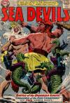 Sea Devils #14 cheap bargain discounted comic books Sea Devils #14 comic books