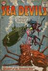 Sea Devils #15 comic books - cover scans photos Sea Devils #15 comic books - covers, picture gallery