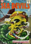 Sea Devils #16 comic books - cover scans photos Sea Devils #16 comic books - covers, picture gallery