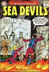 Sea Devils #19 comic books - cover scans photos Sea Devils #19 comic books - covers, picture gallery