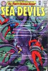 Sea Devils #21 comic books - cover scans photos Sea Devils #21 comic books - covers, picture gallery