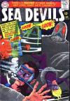 Sea Devils #27 comic books - cover scans photos Sea Devils #27 comic books - covers, picture gallery