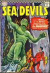 Sea Devils #28 comic books - cover scans photos Sea Devils #28 comic books - covers, picture gallery