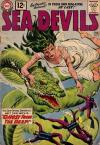 Sea Devils #3 Comic Books - Covers, Scans, Photos  in Sea Devils Comic Books - Covers, Scans, Gallery