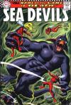 Sea Devils #35 comic books - cover scans photos Sea Devils #35 comic books - covers, picture gallery