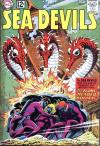 Sea Devils #6 comic books - cover scans photos Sea Devils #6 comic books - covers, picture gallery