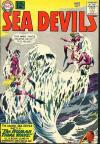 Sea Devils #7 comic books - cover scans photos Sea Devils #7 comic books - covers, picture gallery