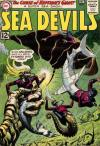 Sea Devils #8 comic books - cover scans photos Sea Devils #8 comic books - covers, picture gallery