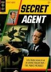 Secret Agent comic books