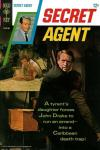 Secret Agent #2 comic books - cover scans photos Secret Agent #2 comic books - covers, picture gallery