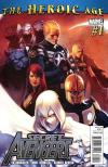 Secret Avengers comic books