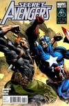 Secret Avengers #11 comic books - cover scans photos Secret Avengers #11 comic books - covers, picture gallery