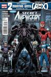 Secret Avengers #23 comic books - cover scans photos Secret Avengers #23 comic books - covers, picture gallery