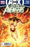 Secret Avengers #27 comic books for sale