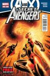 Secret Avengers #28 comic books - cover scans photos Secret Avengers #28 comic books - covers, picture gallery